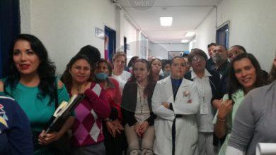 Exigen destitución de Jefa de Recursos Humanos en el Hospital Civil