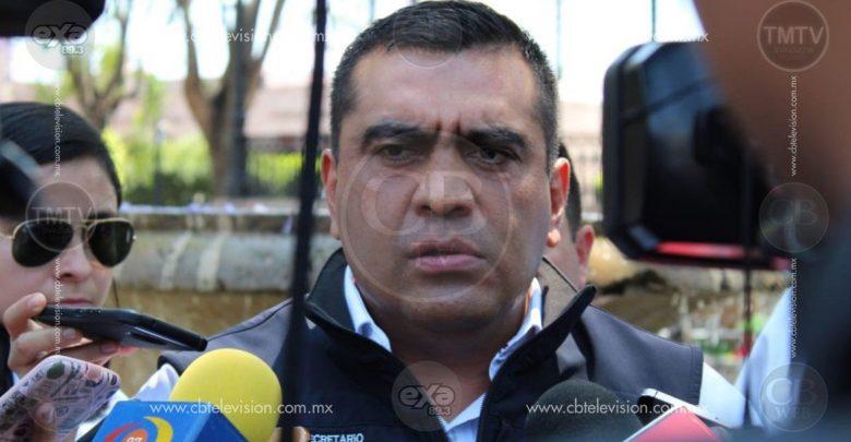 Policía Michoacán da golpes a la distribución de droga en Sahuayo