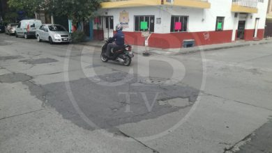 Baches en Villa Universidad
