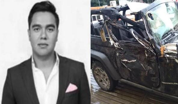 Líder priísta mata a su novia en accidente, abandona el cuerpo y huye