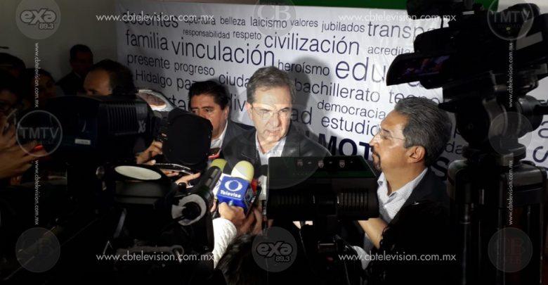 Necesario construir un acuerdo común: Esteban Moctezuma próximo Secretario de Educación Pública