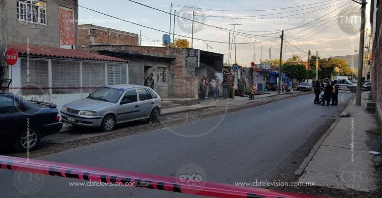 Menor de edad y hombre quedan heridos al ser atacados a tiros en Zamora