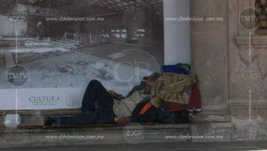 Indigentes continúan durmiendo en el portal Galeana