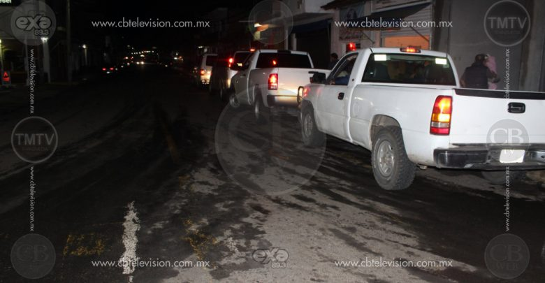 Tras fuerte operativo en Tacámbaro UECS rescata a empresario ganadero que estaba secuestrado