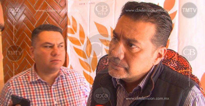 Fiestas decembrinas serán un reto para Sectur Morelia: Monroy García
