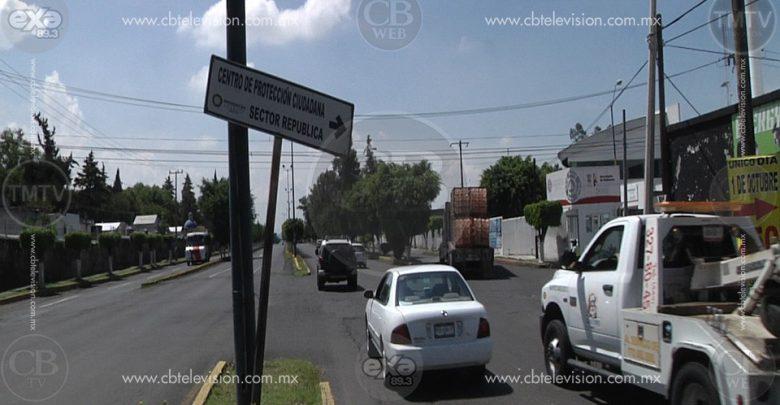Asaltos en Calzada la Huerta, alarman a Morelianos