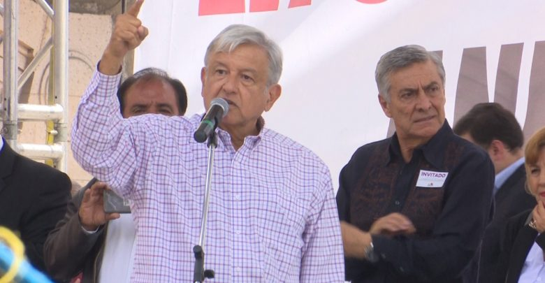 Reitera AMLO: creará 100 universidades; 5 en Michoacán