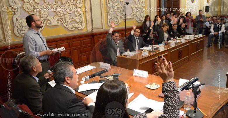 3 días tendrán los regidores para observaciones en entrega recepción de Morelia