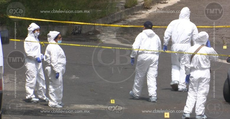 Asesinan de varios balazos a dos hombres en Penjamillo