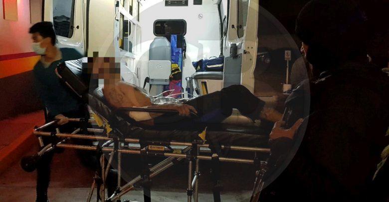 Dos hombres son baleados en una casa en Jacona
