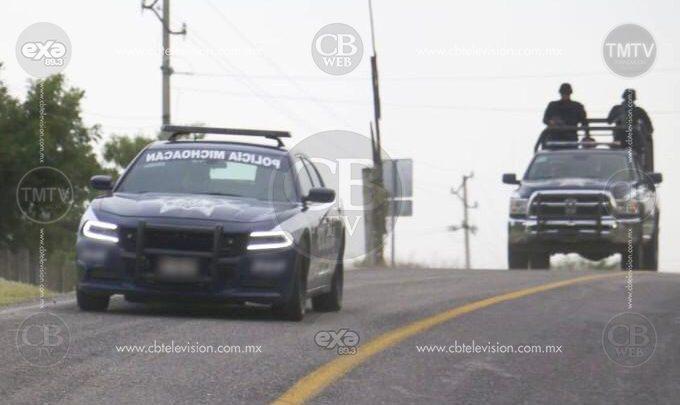 Reportan enfrentamiento entre sicarios y ministeriales en Morelia