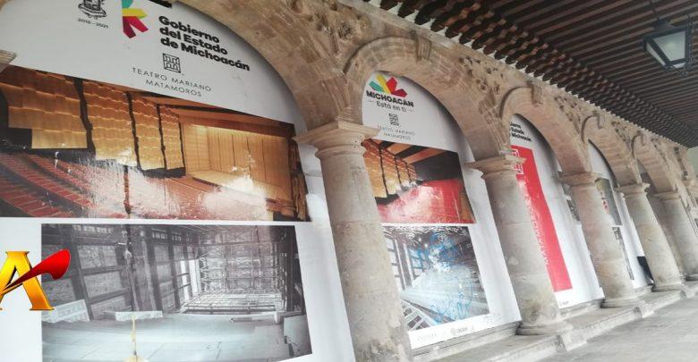 """Teatro Matamoros un """"barril sin fondo""""; inyectarán 120 mdp más """"y nomás no hay pa´ cuando"""""""