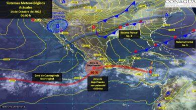Pronostico meteorológico en el estado de Michoacán