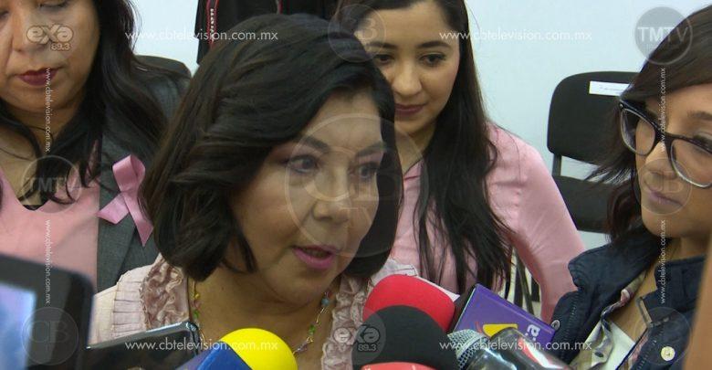 DIF Morelia apuesta por la detección temprana de cáncer de mama
