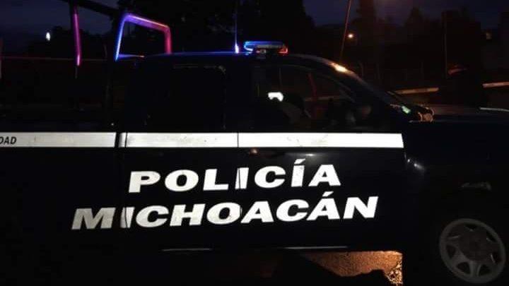 Asesinan a balazos a peatón en Uruapan