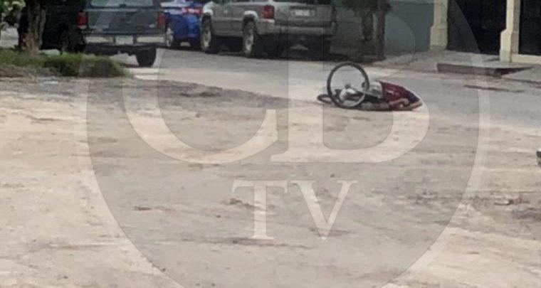 De nuevo en Sahuayo, ciclista muere al ser agredido a balazos