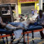 Trabajador de taller herrero de 21 años queda lesionado al ser baleado