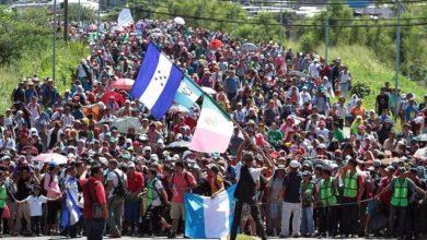 Caravanas de migrantes un fenómeno nunca antes visto en Latinoamérica