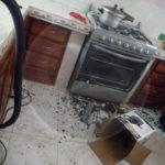 Preparaba palomitas y muere al explotarle el horno de microondas