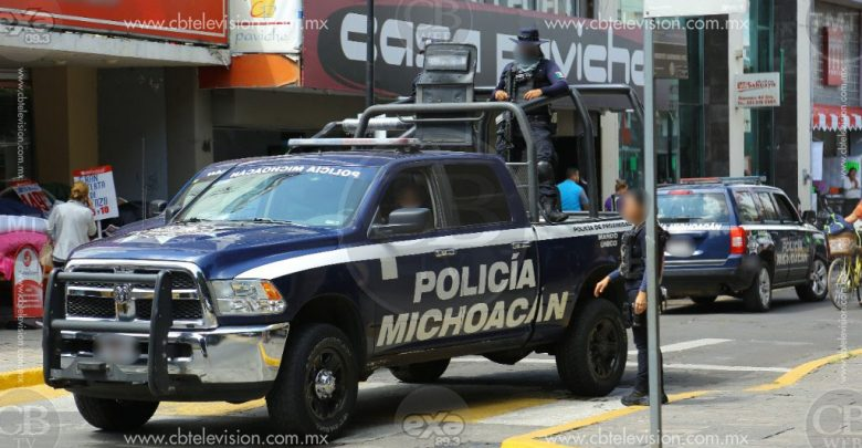 Captura SSP a 20 y asegura más de 2 kilos de droga las regiones de La Piedad, Jiquilpan y Zamora