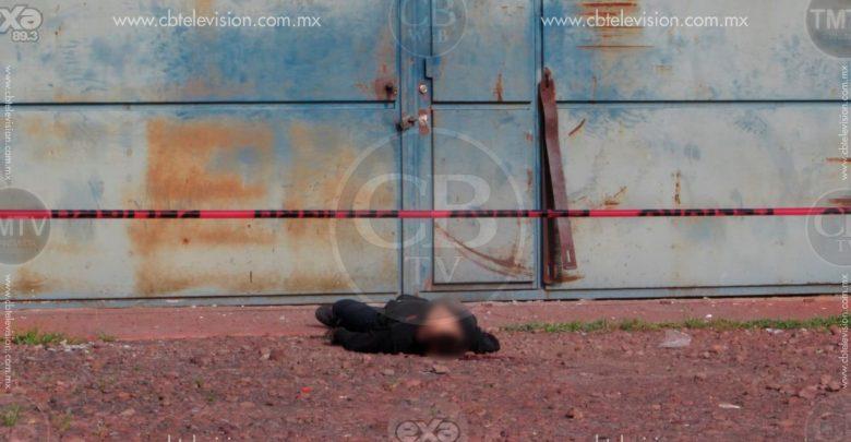 De un balazo en la cabeza asesinan a un hombre en carretera de Zamora