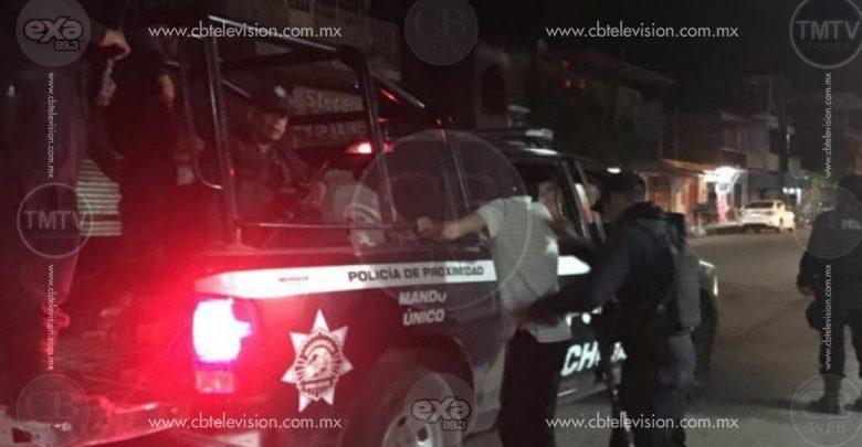 Estrategia coordinada en Zamora arroja 32 detenidos