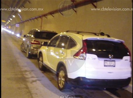 Se registra primer accidente en Ramal Camelinas
