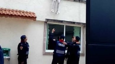 Joven intenta suicidarse arrojándose de primer piso de su casa