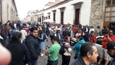 Pide CNTE respaldo del Municipio ante adeudos