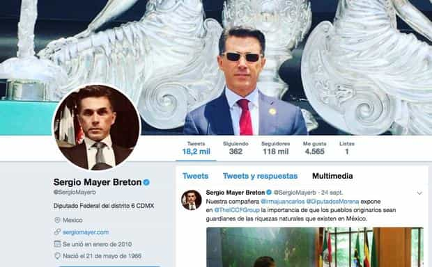 Sergio Mayer denuncia hackeo en Twitter para dañar su reputación