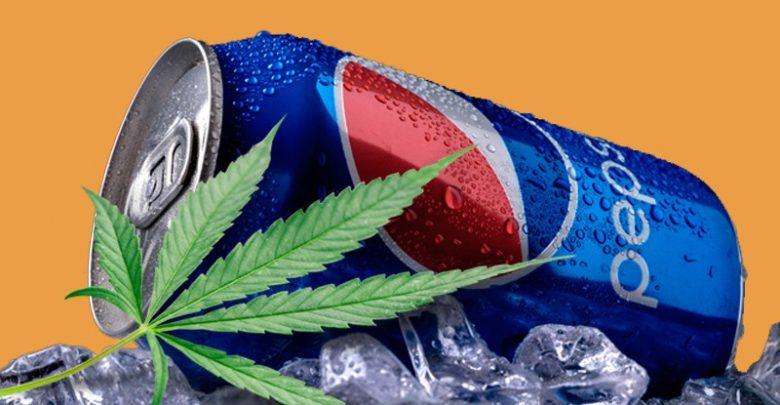 Pepsi se interesa en crear bebidas con marihuana
