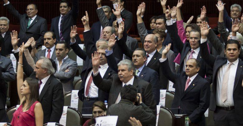 En lo local, Morena, PRI y PRD apuestan a eliminación del fuero