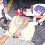 Automovilista persigue a menor de edad para atropellarlo en Lázaro Cárdenas