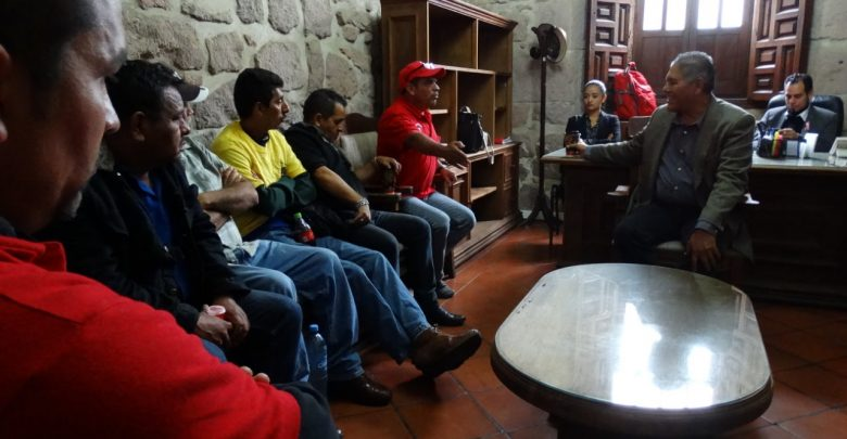 Ayuntamiento de Morelia atiende a organizaciones de limpia