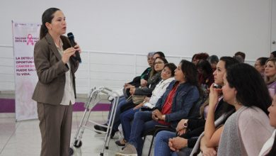 DIF da vales para mastografías gratis en Hospital de la Mujer sin que exista un límite de atención