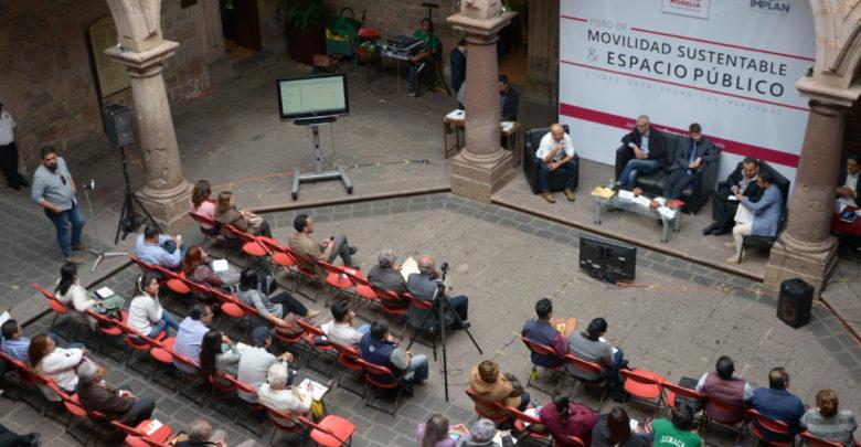 Impulsará Ayuntamiento Movilidad en Morelia a través de consulta pública