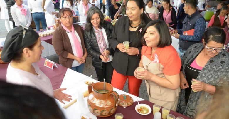 DIF Morelia a favor de la sana nutrición de las familias del municipio