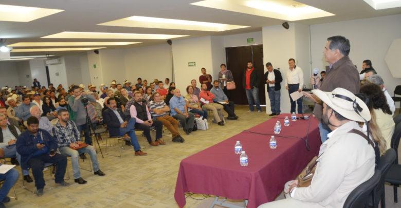 Gobierno y campesinos, darán rumbo y desarrollo al sector rural en Morelia
