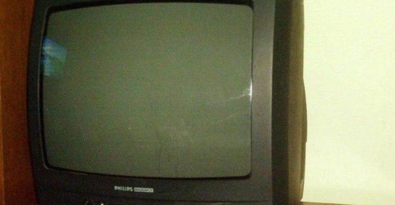 Muere bebé al caerle un televisor mientras lo cuidaba su abuela en Yucatán