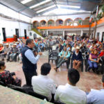Firma Sedesoh convenios de fortalecimiento social con Churintzio y Santa Ana Maya