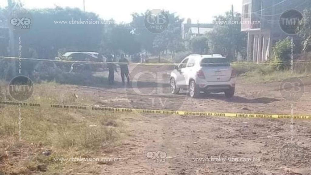 Cinco muertos dejan dos ataques a balazos en población michoacana