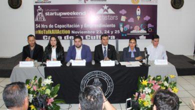 """Invitan a jóvenes de Uruapan a convertirse en emprendedores a través de """"Startupweekend"""""""