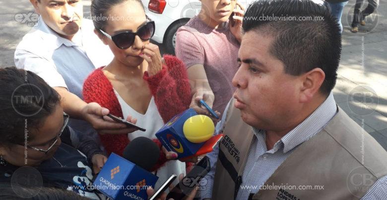 A partir del mes de enero comenzarán a operar programas sociales de AMLO: Roberto Pantoja