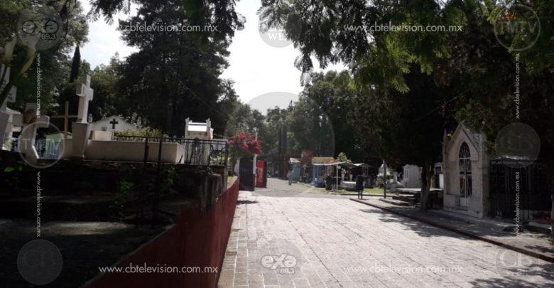 Administración entrante de Morelia, buscará revivir infraestructura de Panteón Municipal