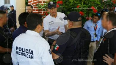 Asaltan banco mientras se realizaba el desfile en Morelia