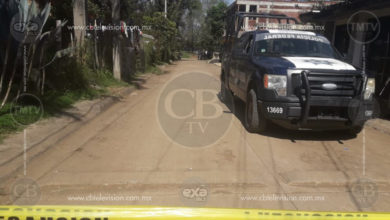Aunque trató de ponerse a salvo, motociclista fue asesinado a balazos en Uruapan