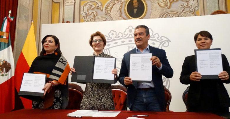 Ayuntamiento de Morelia firma memorándum con la USAID México para consolidar Modelo de Seguridad
