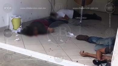 """Balean """"Barbería"""" en Uruapan, hay un muerto y dos heridos"""