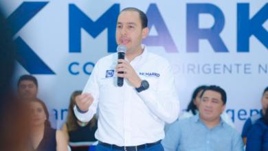 PAN listo para representar a los mexicanos no identificados con el nuevo gobierno: Marko Cortés