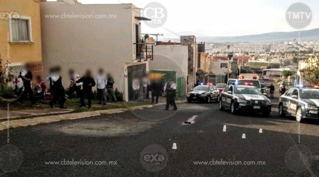 Hombre sobrevive a atentado en Morelia